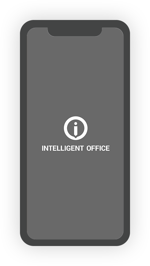 Intelligent Office Phone Graphic